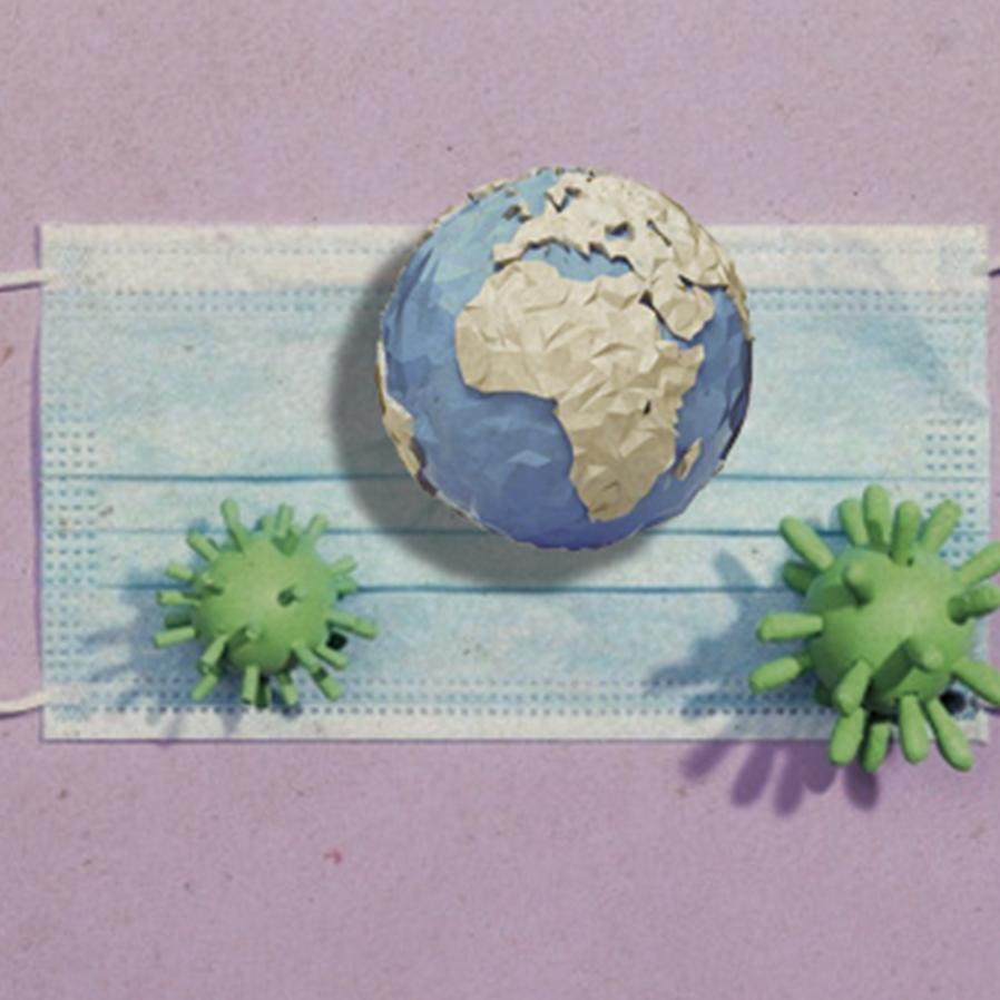 Desafios das organizações internacionais no combate à pandemia