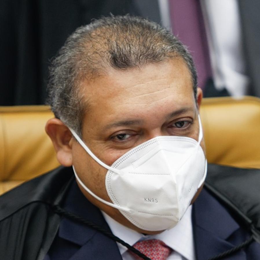 Nunes Marques nega ação que pede impeachment de Moraes