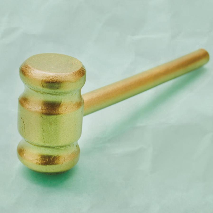 Procurar a Justiça para garantir Injustiça?