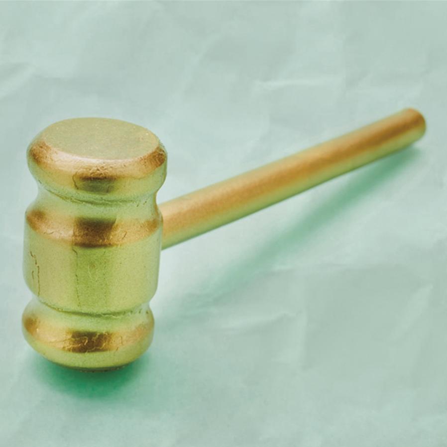 Judicial review: Os anos dourados