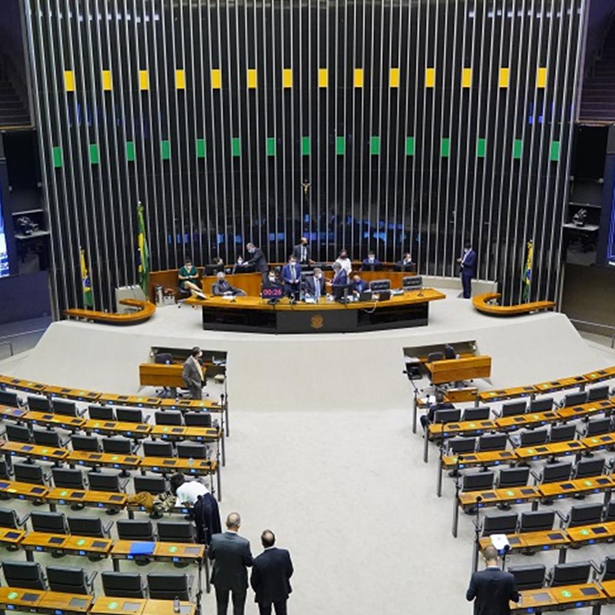 Câmara aprova projeto que revoga lei de segurança nacional