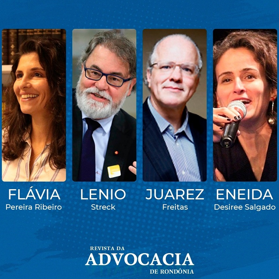 Grandes nomes movimentam a advocacia e os acadêmicos em Rondônia