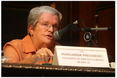 OAB/RJ; ONU; Comissão de Direitos Humanos e Assistência Judiciária;Comitê contra a Tortura das Nações Unidas