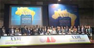 José Afonso da Silva é homenageado na Conferência Nacional da OAB