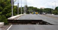 Governo do DF utilizará conciliação para solucionar prejuízos após desabamento de viaduto