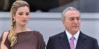 Censurada, Folha retira do ar matéria sobre conteúdo de celular de Marcela Temer