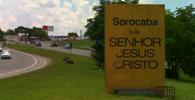 """Placa """"Sorocaba é do Senhor Jesus Cristo"""" pode permanecer em local público"""