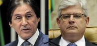 Janot se declara suspeito para investigar Eunício Oliveira