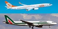 Gol e Alitalia poderão compartilhar voos