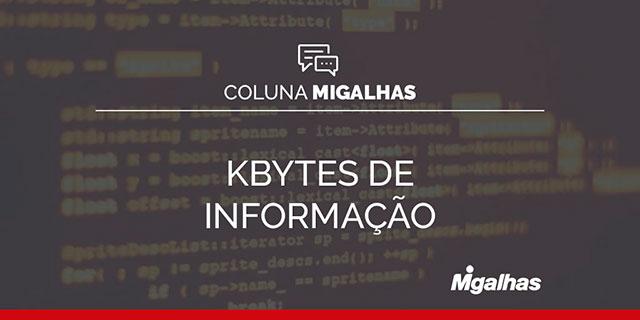 Kbytes de informação