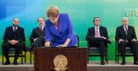 Dilma assina decreto que regulamenta lei anticorrupção