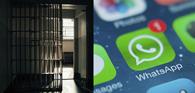 Juízes realizam audiência em penitenciária e intimação por WhatsApp e otimizam prestação jurisdicional