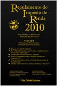 Lançamento; Regulamento do Imposto de Renda; Fiscosoft Editora; IR;