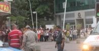 Tiroteio no fórum de Bangu, no RJ, deixa uma criança morta e três feridos
