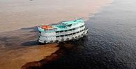 STF julgará ação sobre obra no encontro dos rios Negro e Solimões