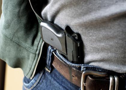 CNJ regulamenta porte de armas para agentes de segurança