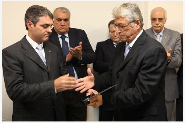 TJ/AL; Solenidade; Teotonio Vilela Filho;