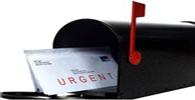 Intimação postal entregue a terceiro no dia em que notificado foi preso é nula
