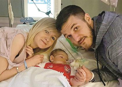 O caso do bebê Charlie Gard