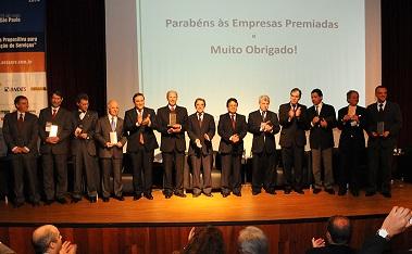 Ministério do Desenvolvimento premia empresas brasileiras exportadoras de serviços