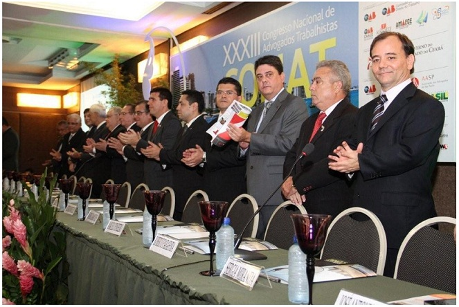 Diretores; AASP; Congresso; Trabalhista; Fortaleza