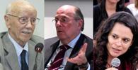 Bicudo, Reale Júnior e Janaina Paschoal fazem novo pedido de impeachment de Dilma