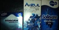 AH-ZUL e Viagra não têm similitude capaz de confundir consumidores