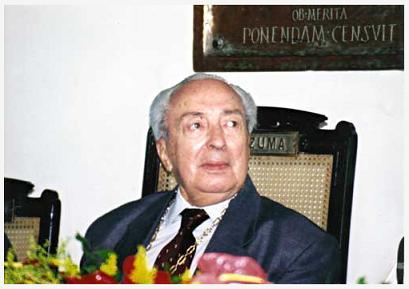 Falecimento; José Maria Othon Sidou;