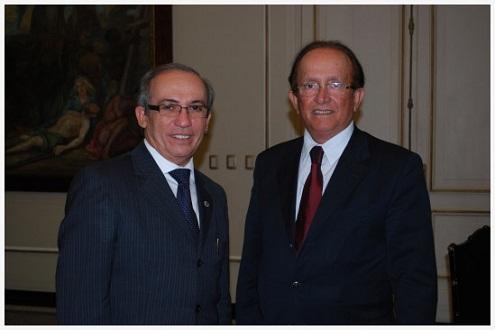 TJ/PE; Encontro; Aguinaldo Fenelon; José Fernandes de Lemos