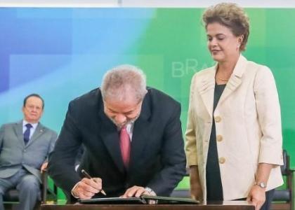 Teori rejeita ações do PSB e PSDB contra posse de Lula na Casa Civil