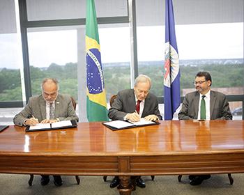 Parceria irá desenvolver Judiciário brasileiro na área de direitos humanos