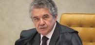 Ministro Marco Aurélio é homenageado em livro sobre Direito Financeiro