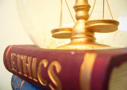 A ética e a lei