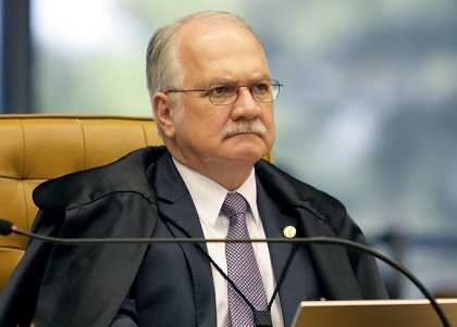 Fachin autoriza abertura de inquérito contra dezenas de políticos