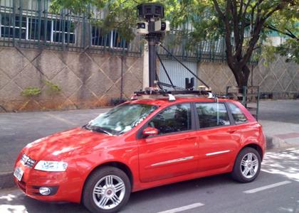 Google deve esclarecer coleta de dados pelo Street View