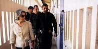 Ministra Cármen Lúcia visita complexo penitenciário da Papuda em Brasília