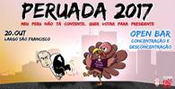 Peruada 2017: Meu peru não tá contente, quer votar para presidente