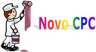 novo CPC; atos processuais; Comissão de Juristas; Proposição 0036/2002/Cop; Ulisses César; Martins de Sousa