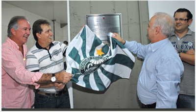 Estádio do Couto Pereira; TJ/PR