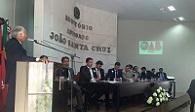 OAB/PB realiza audiência sobre  PECs que dão maior independência à advocacia pública