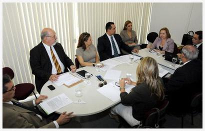 TJ/CE; Balanço das atividades; Comissão examinadora do concurso; Sérgia Maria Mendonça Miranda