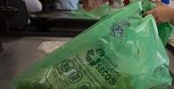 Estado do RJ proíbe uso de sacolas plásticas no comércio
