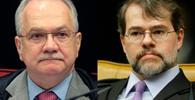 """STF: Agastamento entre Fachin e Toffoli, que fala em """"lealdade"""""""
