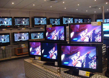 MJ multa fabricantes de TV de plasma por propaganda enganosa