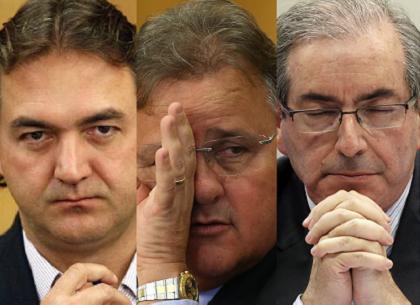 STF tira das mãos de Moro denunciados por quadrilhão do PMDB