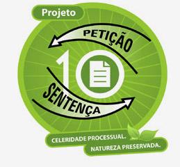TJ/RS; Judiciário gaúcho; Ecojus; Ecofont;