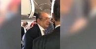 Gilmar Mendes é hostilizado por passageiros em voo para Cuiabá