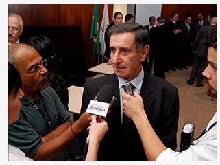 Desembargador Sérgio Resende é eleito presidente do TJ/MG