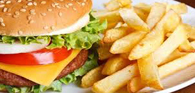 Rede de fast food não pode fornecer lanche no lugar de vale refeição