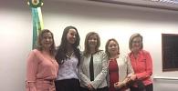 Câmara escolhe notáveis mulheres que receberão o diploma Mulher-Cidadã Carlota Pereira de Queirós
